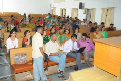 Cancer Awareness at VNRVJET College